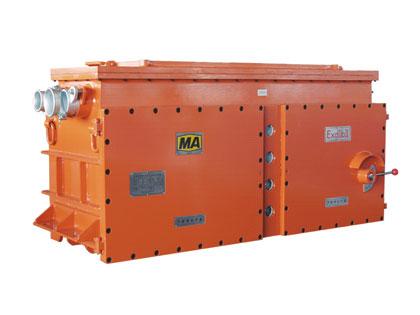 kxj4矿用隔爆兼本质安全型开关箱